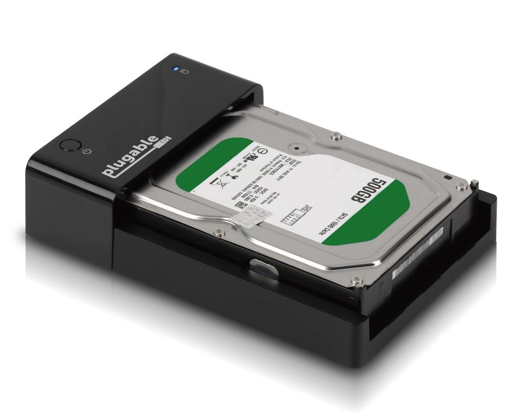 USB3-SATA-UASP1 Hard Drive Dock