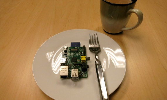 Pi and Coffee